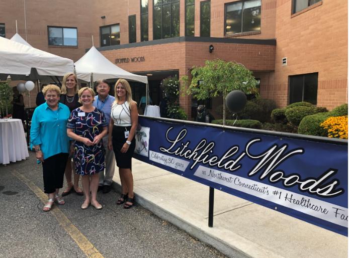 Litchfield Woods 30th Anniversary Event - Athena Health ...